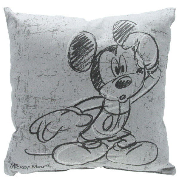 coussin mickey Coussin Mickey Disney   2 coloris disponibles coussin mickey