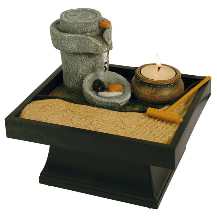 fontaine feng shui avec tour. Black Bedroom Furniture Sets. Home Design Ideas