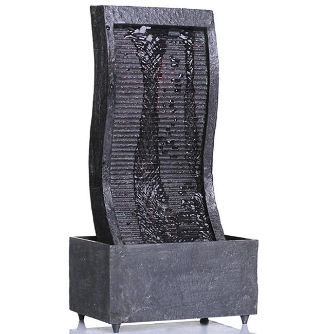 fontaine d corative d 39 int rieur mur d 39 eau. Black Bedroom Furniture Sets. Home Design Ideas