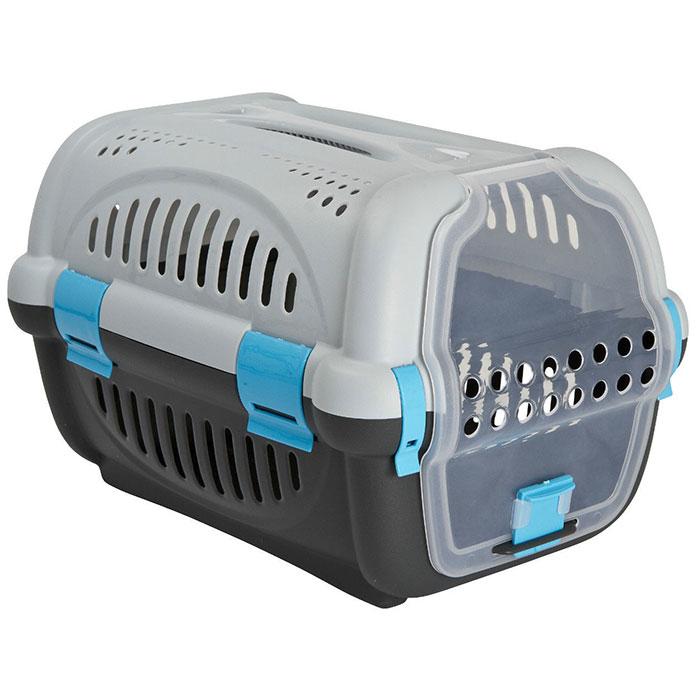 grande caisse de transport pour chat petit chien cage pour animaux transport. Black Bedroom Furniture Sets. Home Design Ideas
