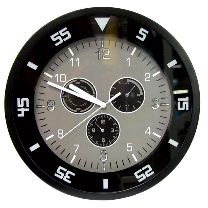 horloge murale design chrono sport plusieurs coloris On horloge designer
