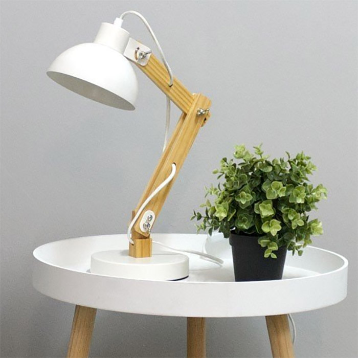lampe de bureau design design style architecte. Black Bedroom Furniture Sets. Home Design Ideas
