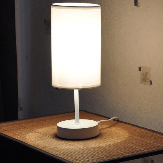 Lampe de chevet tactile touch - 29 cm - disponible en ...