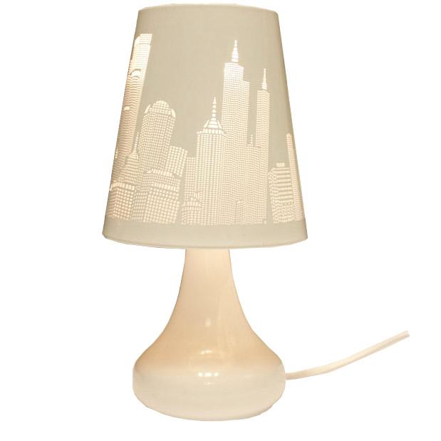 New Lampe Touch Design BlancGraphique Ou Tactile Noir Sensitive Et bf6g7y