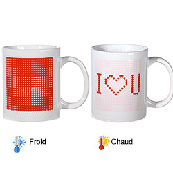 Mug Magique I Love You