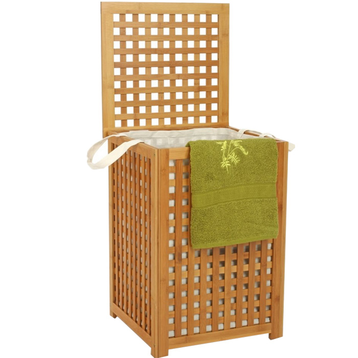 panier linge sale design et pratique. Black Bedroom Furniture Sets. Home Design Ideas