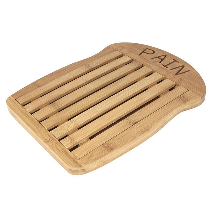 planche pain design avec grille amovible ramasse miettes. Black Bedroom Furniture Sets. Home Design Ideas