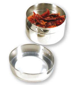 3 pots pices sur support magn tique. Black Bedroom Furniture Sets. Home Design Ideas