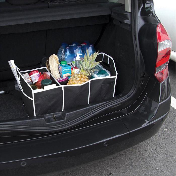 sac pour coffre de voiture sac organiseur coffre voiture. Black Bedroom Furniture Sets. Home Design Ideas