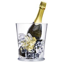 Seau à Champagne en Verre
