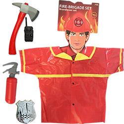 Déguisement Sapeur Pompier Enfant