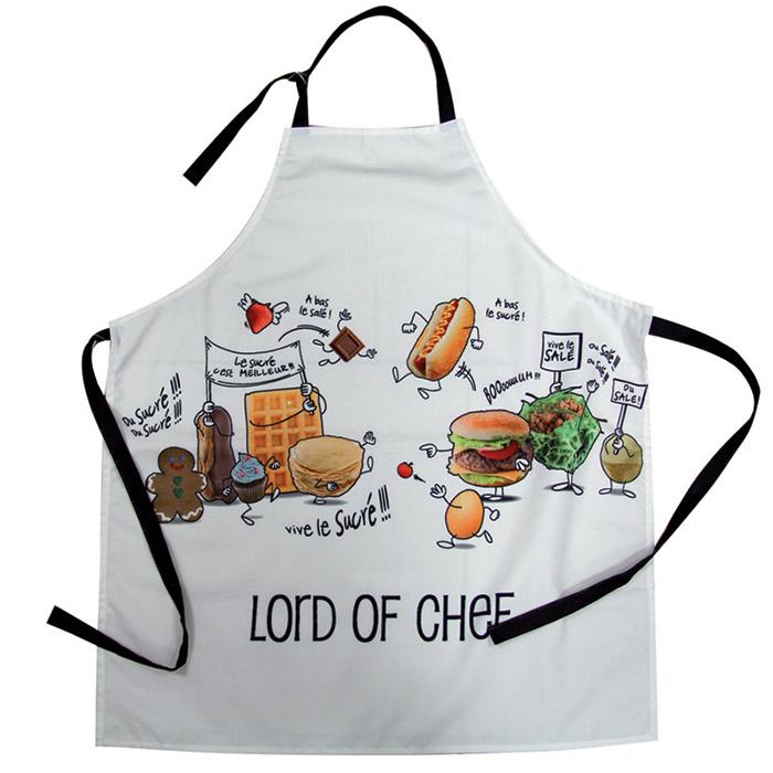Tablier de cuisine humoristique pour homme et femme - Tablier de cuisine rigolo femme ...
