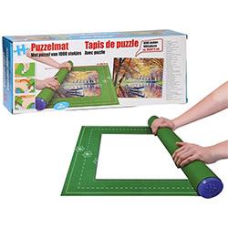 Tapis de Puzzle 2000 Pièces + Puzzle