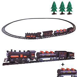 Train Electrique 24 pièces