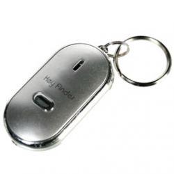 Porte-clefs bip-bip -  Sifflez, c'est trouvé !