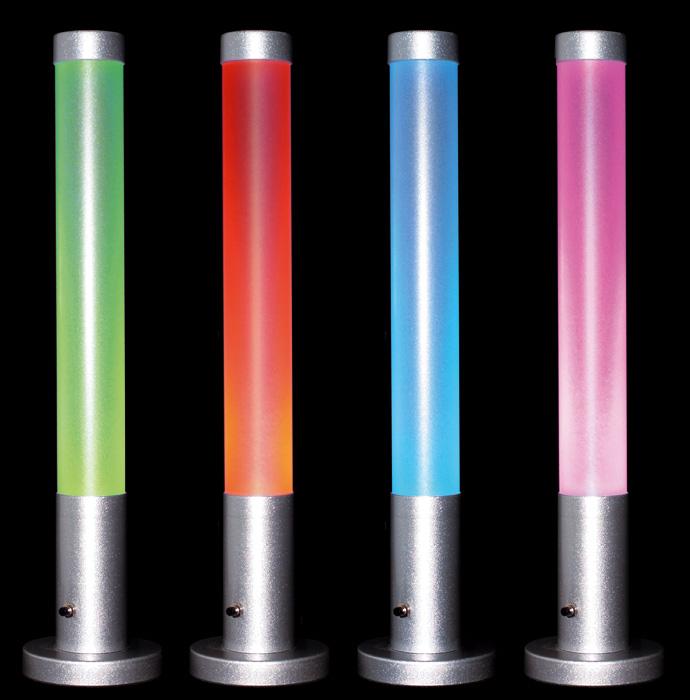 Luminaire qui change de couleur